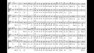 Mendelssohn - 6 Motets, Op. 79, 1. Weihnachten