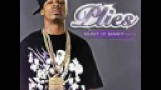 Plies Ft.T.I- Im In Love With Money [With Lyrics]