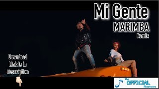 Mi Gente - J Balvin - Marimba Remix iPhone Best Ringtone
