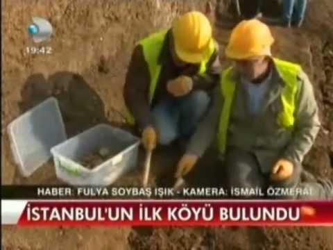 İstanbul'un ilk köyü Pendik'te bulundu - Kanal D