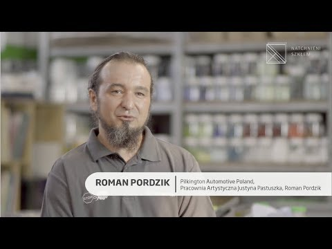 Natchnieni szkłem – historia Romana Pordzika
