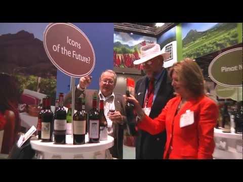 London International Wine Fair 2012 – Final day