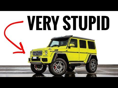 9 Depreciating Luxury SUVs Only Stupid People Buy