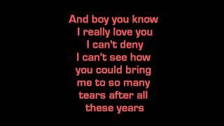 Foolish Lyrics [Ashanti]