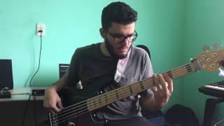 Mc Kevinho (feat. Wesley Safadão) - Olha a Explosão (baixo cover)