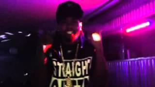 Tankie Da Soulja performs at club plush