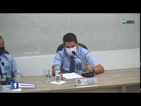Vídeo na íntegra da Sessão da Câmara Municipal de Goioerê desta quarta-feira, 13