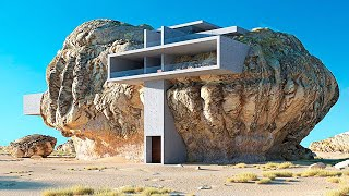 15 Weirdest Houses In The World