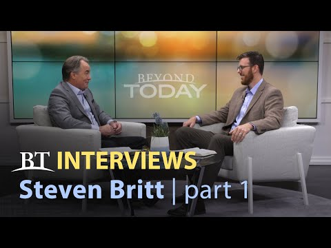 Beyond Today Interview: The Search for Extraterrestrial Life - Part 1
