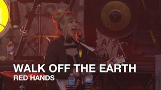 Walk Off The Earth   Red Hands   CBC Music Festival