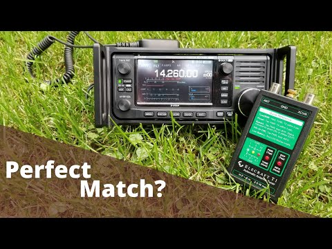 A tuner for the Icom IC-705?  The Elecraft T1
