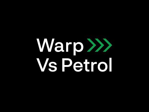 When Warp Challenged Petrol