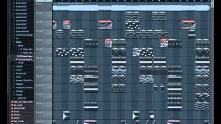 Arash Ft. Sean Paul - She makes me go (S.B.P. FL Studio Instrumental Remake + FLP)