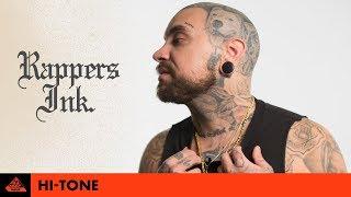 Hi-Tone Explains His Tattoos | Rapper's Ink. width=