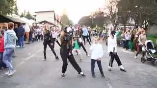Michael Jackson Flash Mob Hollywood Tonight