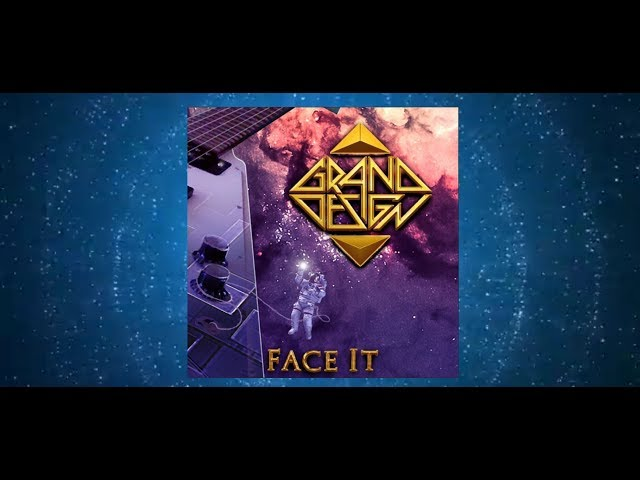 "Vídeo oficial de ""Face It"" de Grand Design"