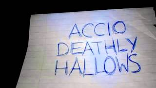 Accio Deathly Hallows Cover!