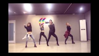 "aoa ""단둘이""""单独两人""'""Just The Two of Us"" choreography dance practice from Kevin Shin"