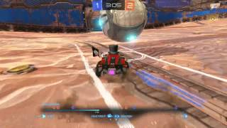 O gol mais perdido do Rocket League (feat. Darth Vader)