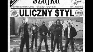 """SZAJKA - """"Życie z godnością'""""(feat Parol TBG)  skrecze DJ Feel X  prod.Piero Beatmaker"""