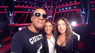 Anselmo Ralph apresenta Daniela Mercury e Raquel Tavares - The Voice Kids