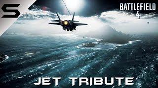 Battlefield 4 jet tribute (60 FPS)