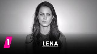 Lena im 1LIVE Fragenhagel | 1LIVE (English subtitles)