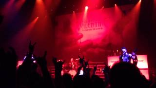 Bullet For My Valentine - Raising Hell (Olympia 2014)