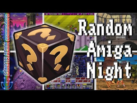 Amiga Random Night