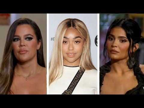 KUWTK REUNION: Kylie Jenner and Khloe Kardashian Share Jordyn Woods Update