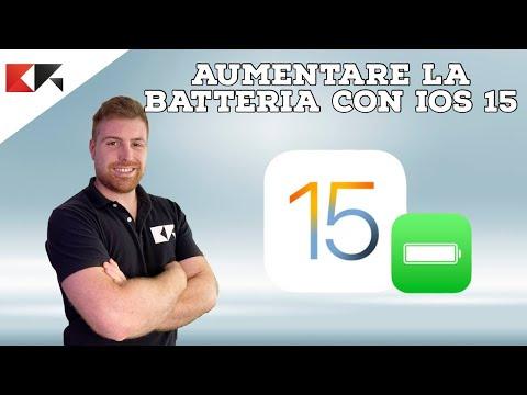 iOS 15: come aumentare PER DAVVERO la du …