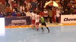Lo Mejor De Fede Tavare En Futsal Moron 2013