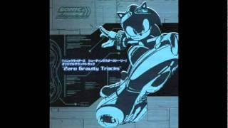 Sonic Riders Zero Gravity Original Soundtrack -  Dive Into Gravity