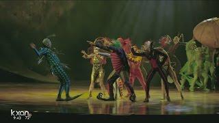Cirque du Soleil's Ovo comes to Texas