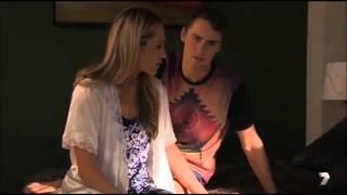 Charlotte and Matt kiss on the shoulder scene ep 6234 width=