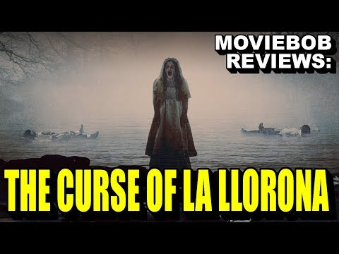 MovieBob Review: The Curse of La Llorona