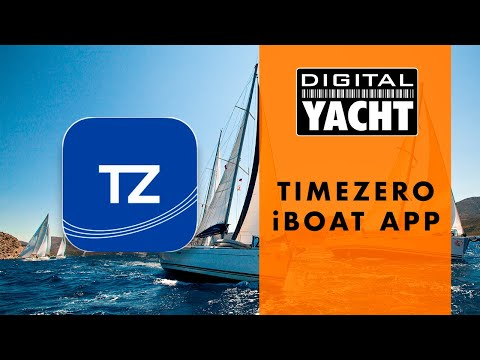 TZ iBoat app with Digital Yacht