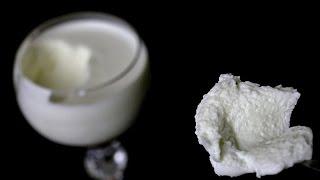 Mousse de yogur