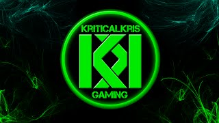 ☢ KriticalKris - Welcome to my Channel