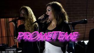 Desy y las Nenas del Swing PROMETEME live