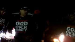 """Lavoisier Cornerstone feat. Bizzle """"Do This Every Day"""" video - Behind the Scenes"""