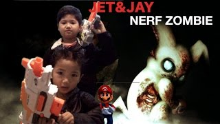 The Jet & Jay Show - Nerf COD Zombie Ep5