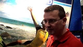 LIDS 2014: Scubaverse talks with Nick Caldwell from Westfield Insurance