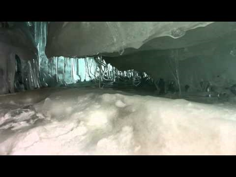 Ice Cave on Cotopaxi