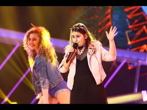 "Jessie J, Ariana Grande si Nicki Minaj cu melodia ""Bang Bang"", în varianta Brianei Rusu"