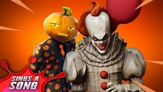 Pennywise Plays Fortnite Song (Spooky Halloween Parody)