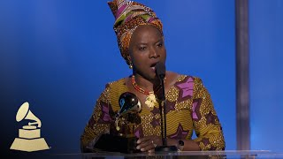 Angélique Kidjo | Best World Music Album | 58th GRAMMYs