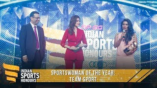 Mithali Raj | Sportswoman of the Year | Indian Sports Honours