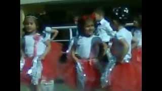 şehit fethi bey orta okulu anasınıfı gösterisi penguen dansı