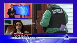 La abogada Ileana Arias Tovar habla sobre el DACA y la derogada ley